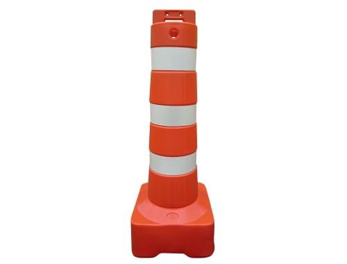 cone barril para sinalização de trânsito