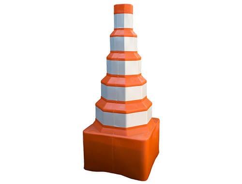 cone octogonal