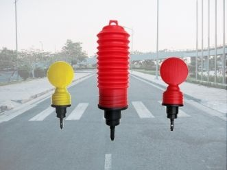 sinalizadores de trânsito