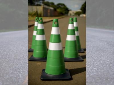 conde de sinalização de trânsito