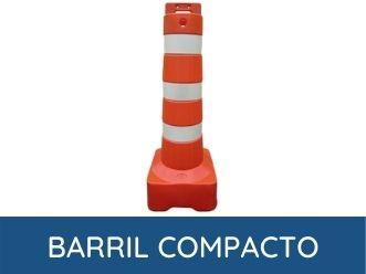 cone barril compacto