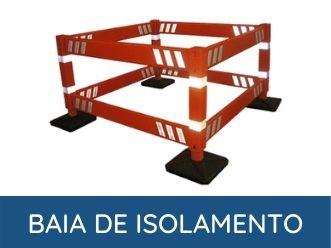 balizador para sinalização de trânsito